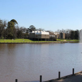 Benalla Lake Ride