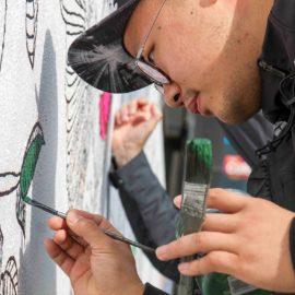 TAC Street Art