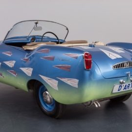 Goggomobil Objet D'art Project - Benalla Art Gallery