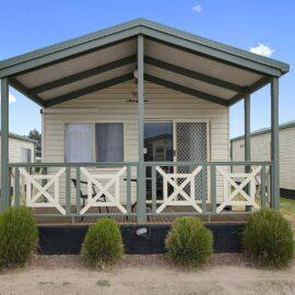 Benalla Tourist Park Cabin