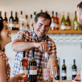 Kooyonga Creek Winery with Luis