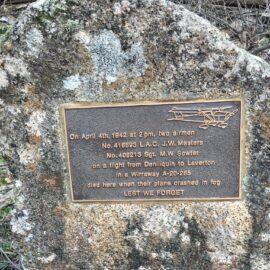 Wirraway Memorial