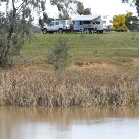 Camping at Broken Creek Bush Camp